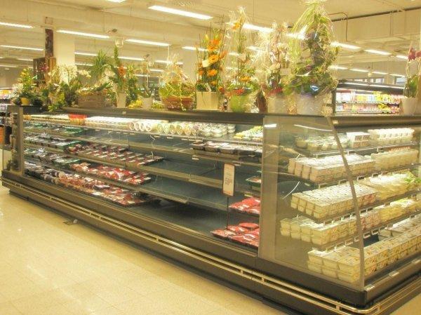 ica supermarket tappström